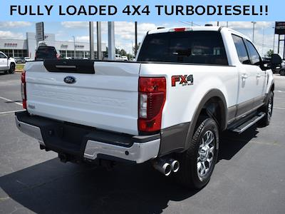 2020 Ford F-250 Crew Cab 4x4, Pickup #3G2561A - photo 2