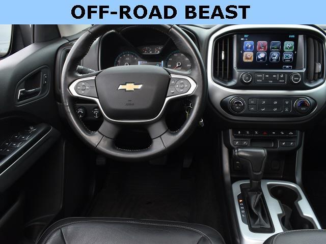 2018 Chevrolet Colorado Crew Cab 4x4, Pickup #3G2566 - photo 6