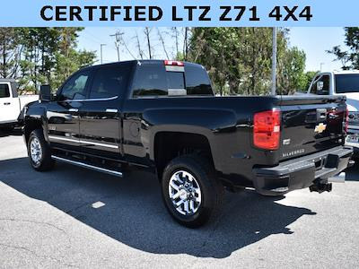 2019 Chevrolet Silverado 3500 Crew Cab 4x4, Pickup #3G2584 - photo 27