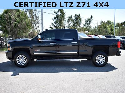 2019 Chevrolet Silverado 3500 Crew Cab 4x4, Pickup #3G2584 - photo 28