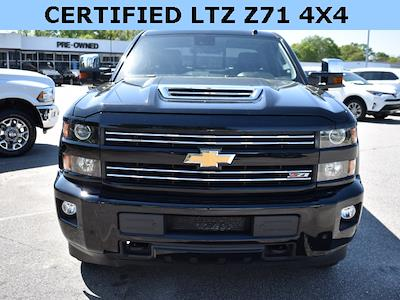 2019 Chevrolet Silverado 3500 Crew Cab 4x4, Pickup #3G2584 - photo 30