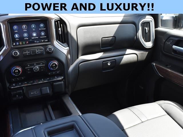 2021 Chevrolet Silverado 2500 Crew Cab 4x4, Pickup #3G2637 - photo 7