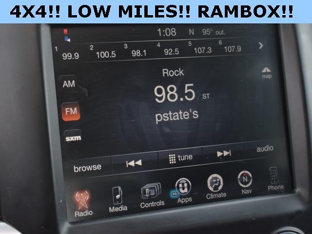 2015 Ram 1500 Crew Cab 4x4, Pickup #3G2656A - photo 20