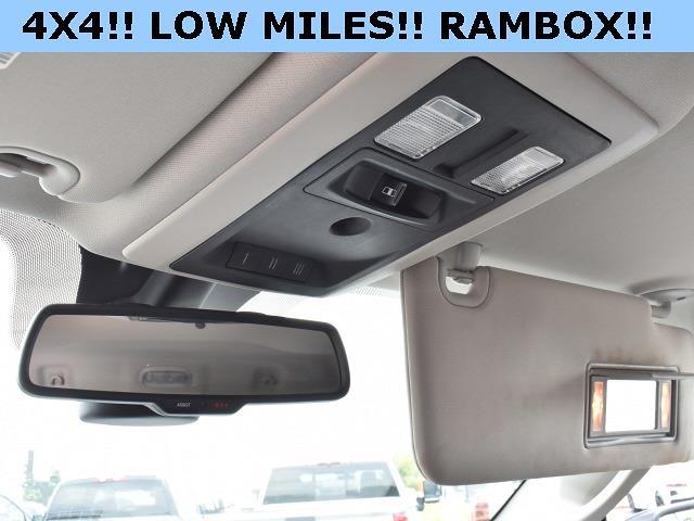 2015 Ram 1500 Crew Cab 4x4, Pickup #3G2656A - photo 24