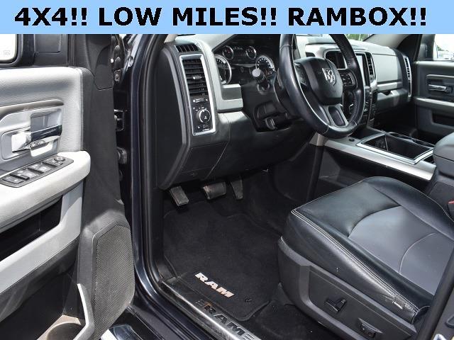 2015 Ram 1500 Crew Cab 4x4, Pickup #3G2656A - photo 5