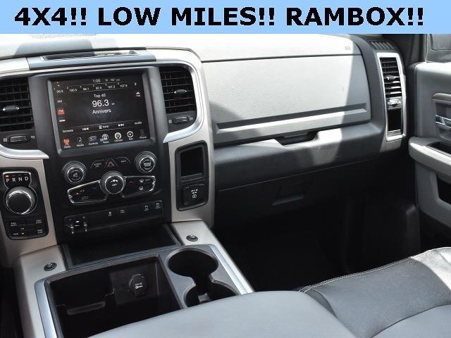 2015 Ram 1500 Crew Cab 4x4, Pickup #3G2656A - photo 6