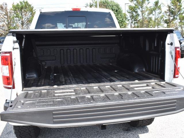 2018 Ford F-150 SuperCrew Cab 4x4, Pickup #3G2681 - photo 8