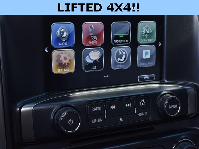 2018 Chevrolet Silverado 1500 Crew Cab 4x4, Pickup #3G2691 - photo 18