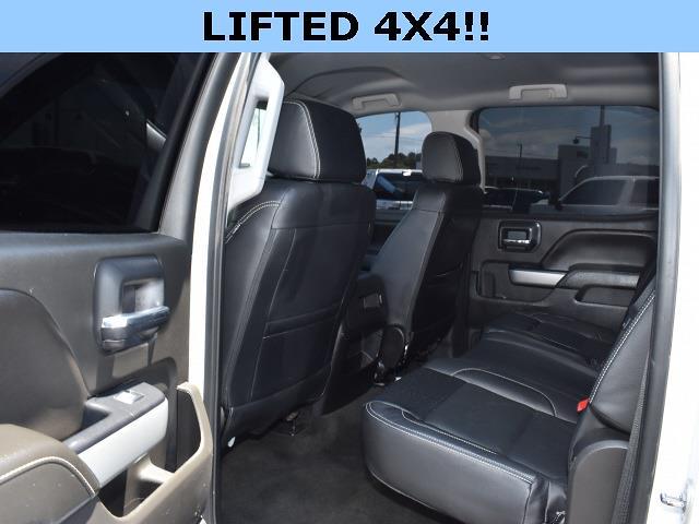 2018 Chevrolet Silverado 1500 Crew Cab 4x4, Pickup #3G2691 - photo 7