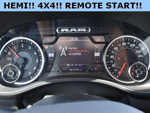 2020 Ram 1500 Quad Cab 4x4, Pickup #3G2711 - photo 15