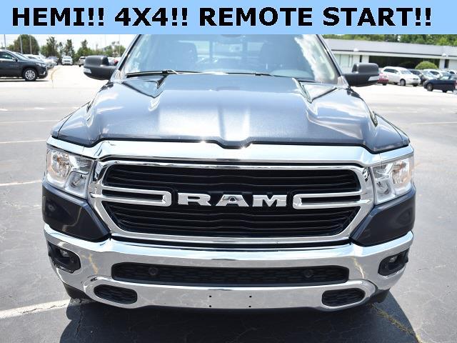 2020 Ram 1500 Quad Cab 4x4, Pickup #3G2711 - photo 29