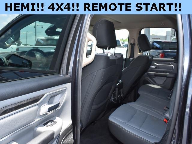 2020 Ram 1500 Quad Cab 4x4, Pickup #3G2711 - photo 7
