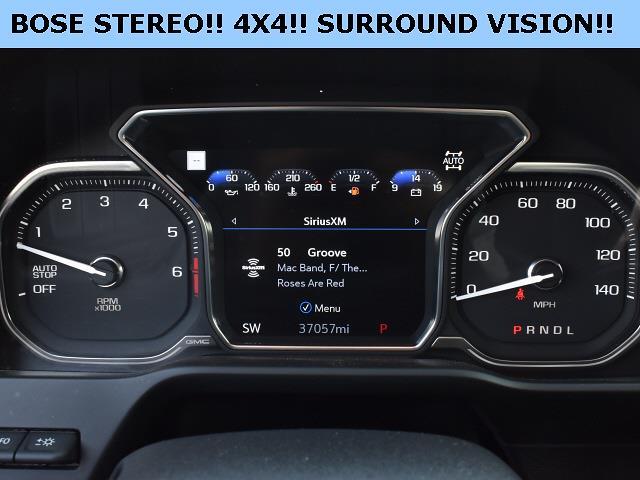 2019 GMC Sierra 1500 Crew Cab 4x4, Pickup #3G2729 - photo 18