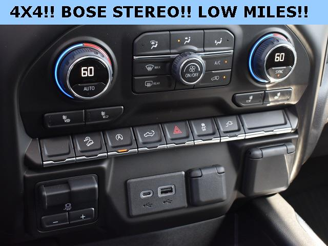 2021 Chevrolet Silverado 1500 Crew Cab 4x4, Pickup #3G2747 - photo 21