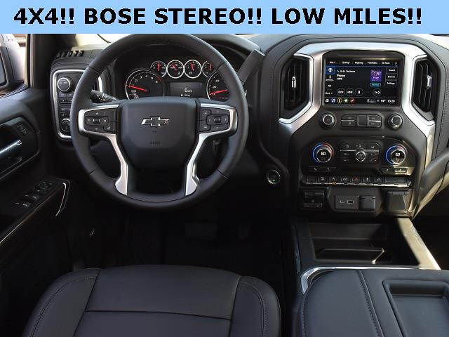 2021 Chevrolet Silverado 1500 Crew Cab 4x4, Pickup #3G2747 - photo 3