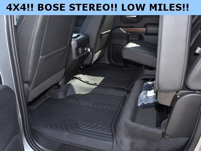 2021 Chevrolet Silverado 1500 Crew Cab 4x4, Pickup #3G2747 - photo 8