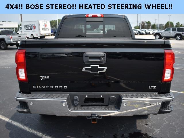 2018 Chevrolet Silverado 1500 Crew Cab 4x4, Pickup #3G2752 - photo 26