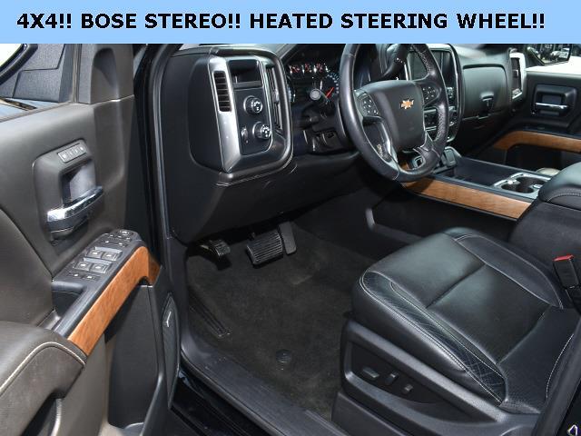 2018 Chevrolet Silverado 1500 Crew Cab 4x4, Pickup #3G2752 - photo 4