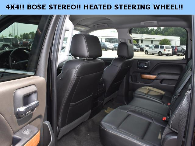 2018 Chevrolet Silverado 1500 Crew Cab 4x4, Pickup #3G2752 - photo 7