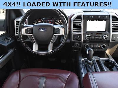 2018 Ford F-150 SuperCrew Cab 4x4, Pickup #3G2779 - photo 5