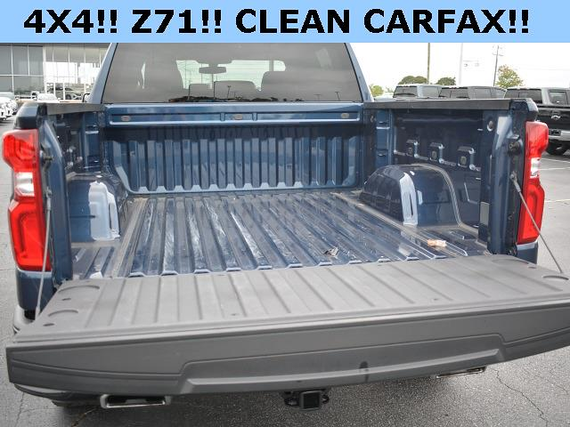 2020 Silverado 1500 Crew Cab 4x4,  Pickup #436650A - photo 10