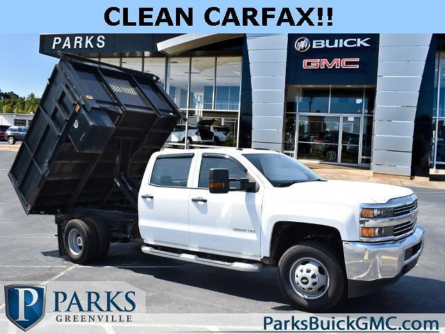 2016 Chevrolet Silverado 3500 Crew Cab 4x2, Landscape Dump #7G2705 - photo 1