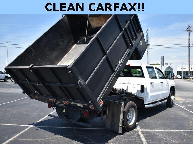 2016 Chevrolet Silverado 3500 Crew Cab 4x2, Landscape Dump #7G2705 - photo 4