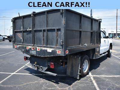 2016 Chevrolet Silverado 3500 Crew Cab 4x2, Landscape Dump #7G2705 - photo 7