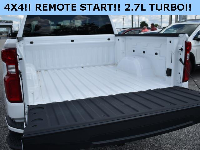 2021 Chevrolet Silverado 1500 Crew Cab 4x4, Pickup #7G2743 - photo 11