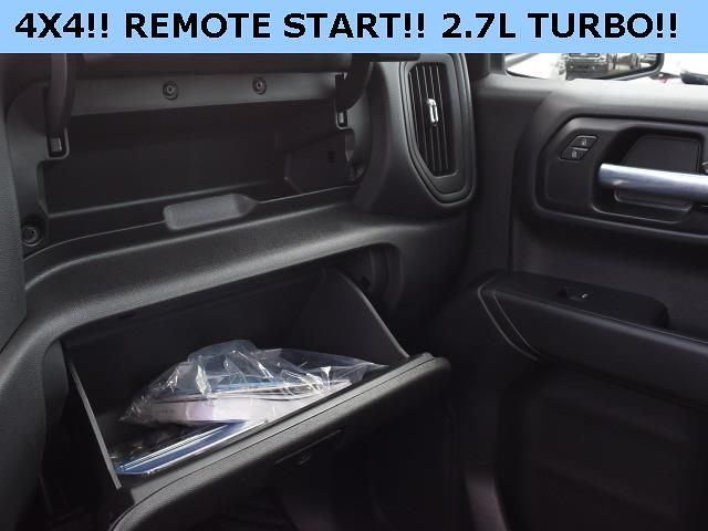 2021 Chevrolet Silverado 1500 Crew Cab 4x4, Pickup #7G2743 - photo 24