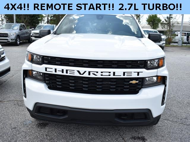 2021 Chevrolet Silverado 1500 Crew Cab 4x4, Pickup #7G2743 - photo 29