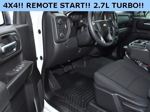 2021 Chevrolet Silverado 1500 Crew Cab 4x4, Pickup #7G2743 - photo 6