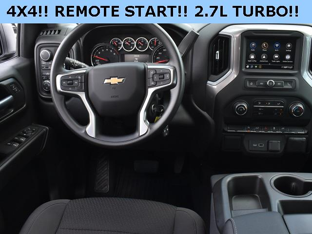 2021 Chevrolet Silverado 1500 Crew Cab 4x4, Pickup #7G2743 - photo 3