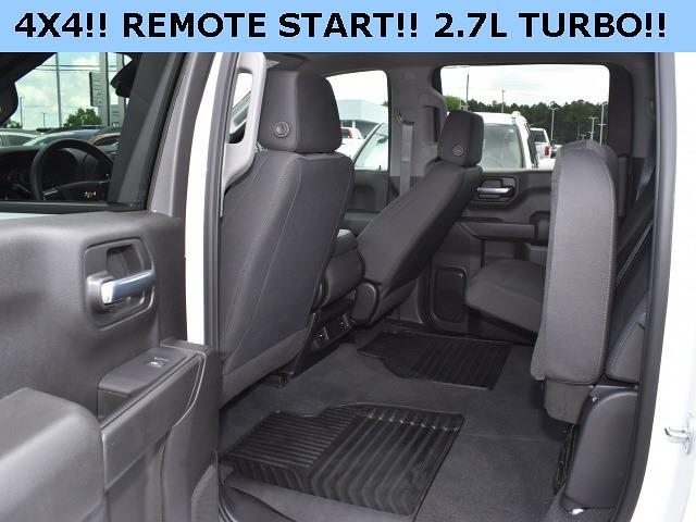 2021 Chevrolet Silverado 1500 Crew Cab 4x4, Pickup #7G2743 - photo 9