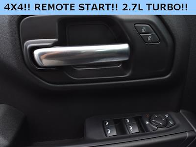 2021 Chevrolet Silverado 1500 Crew Cab 4x4, Pickup #7G2743 - photo 12