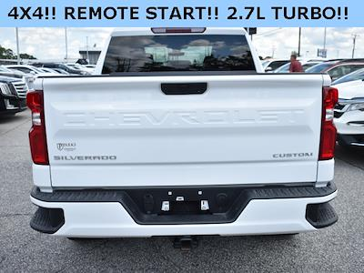 2021 Chevrolet Silverado 1500 Crew Cab 4x4, Pickup #7G2743 - photo 27