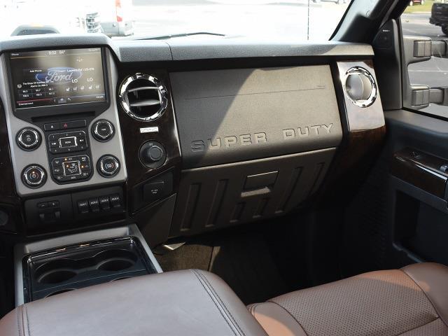2016 Ford F-350 Crew Cab 4x4, Pickup #7G2761A - photo 6