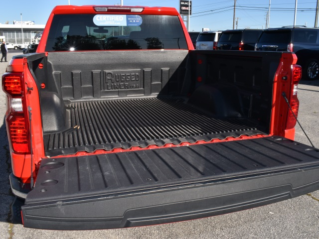 2020 Chevrolet Silverado 1500 Crew Cab 4x4, Pickup #9G2195 - photo 10