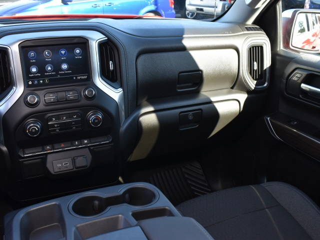 2020 Chevrolet Silverado 1500 Crew Cab 4x4, Pickup #9G2195 - photo 3