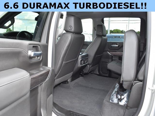2020 Chevrolet Silverado 2500 Crew Cab 4x4, Pickup #9G2786 - photo 9