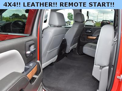 2018 Chevrolet Silverado 1500 Crew Cab 4x4, Pickup #9G2787 - photo 10