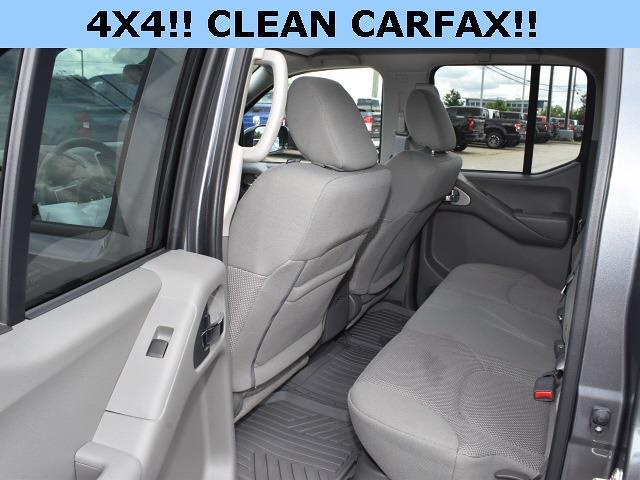 2020 Nissan Frontier Crew Cab 4x4, Pickup #9G2797 - photo 6