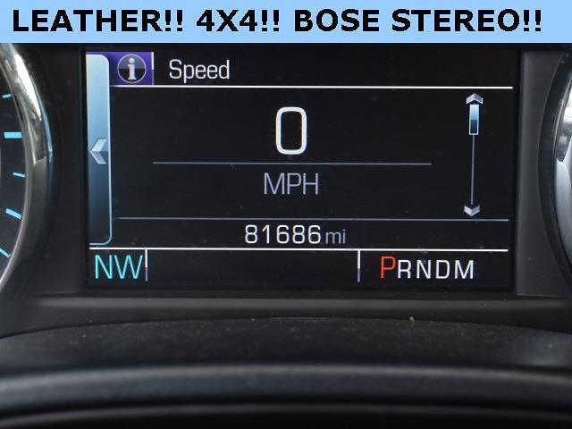 2015 Chevrolet Silverado 1500 Crew Cab 4x4, Pickup #9G2800 - photo 17