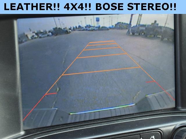 2015 Chevrolet Silverado 1500 Crew Cab 4x4, Pickup #9G2800 - photo 20