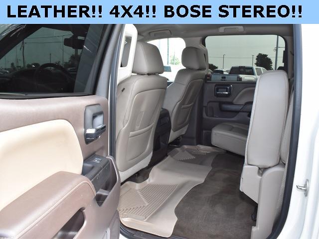 2015 Chevrolet Silverado 1500 Crew Cab 4x4, Pickup #9G2800 - photo 9