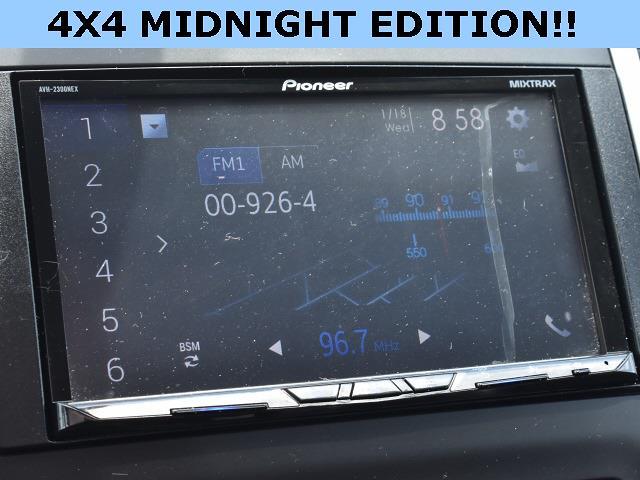 2018 Nissan Frontier Crew Cab 4x4, Pickup #9G2801 - photo 17