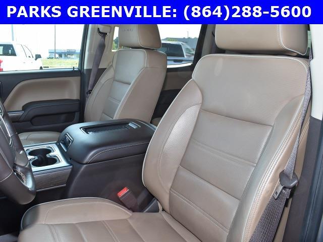 2017 Sierra 3500 Crew Cab 4x4,  Pickup #9G2853 - photo 3