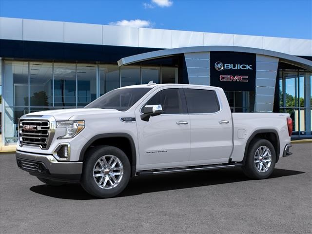 2021 GMC Sierra 1500 Crew Cab 4x4, Pickup #FG4027 - photo 3