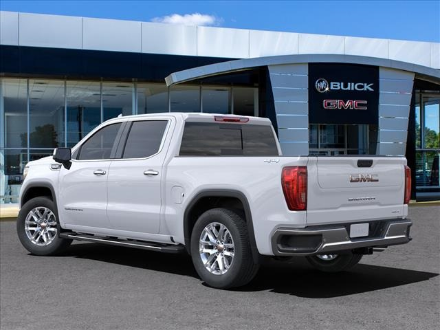 2021 GMC Sierra 1500 Crew Cab 4x4, Pickup #FG4027 - photo 4