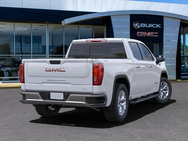 2021 GMC Sierra 1500 Crew Cab 4x4, Pickup #FG4027 - photo 2